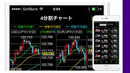 iPhone版DMMFX Trade